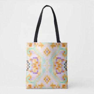 Tote Bag Pastel d'aquarelle