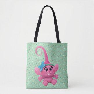 Tote Bag Pavot de bébé des trolls |