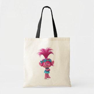 Tote Bag Pavot des trolls | - reine des trolls