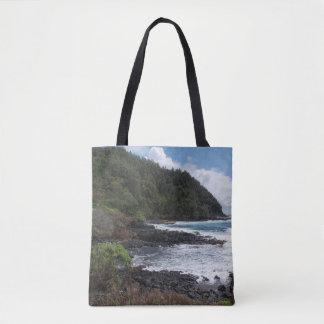 Tote Bag Paysage 1 Fourre-tout d'Hawaï