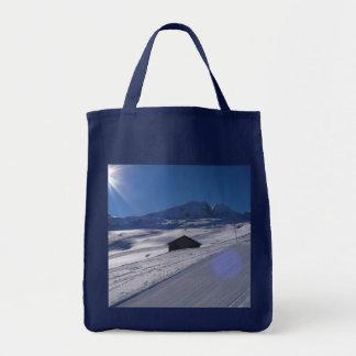 Tote Bag paysage de montagne