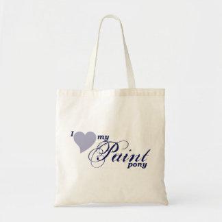 Tote Bag Peignez le poney