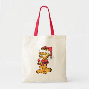 Tote Bag Père Noël Garfield
