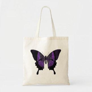 Tote Bag Petit papillon pourpre Fourre-tout