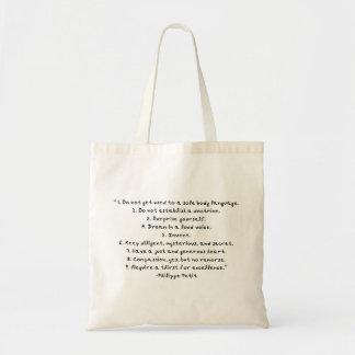 Tote Bag Petite citation Fourre-tout de Philippe