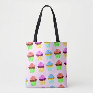Tote Bag Petits gâteaux pour le bonheur