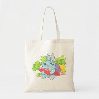 Tote Bag peu de lapin
