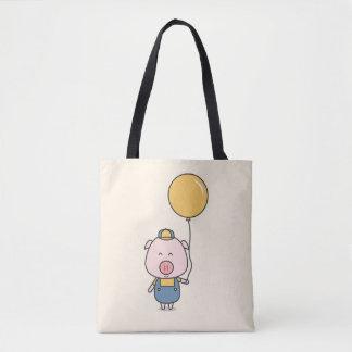 Tote Bag Peu porcin