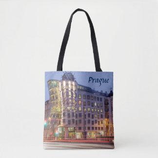 Tote Bag Photo de souvenir de Prague de Chambre de danse