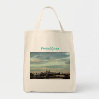 Tote Bag Photo d'horizon de Philadelphie