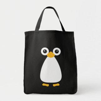 Tote Bag Pingouin mignon de vecteur