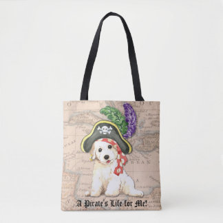 Tote Bag Pirate de Bichon