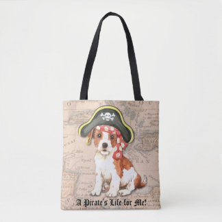Tote Bag Pirate de Russell de pasteur