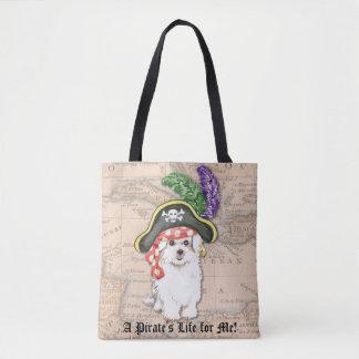 Tote Bag Pirate maltais