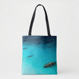 Tote Bag Plage blanche