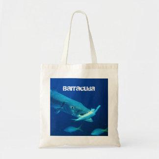 Tote Bag Poissons de barracuda
