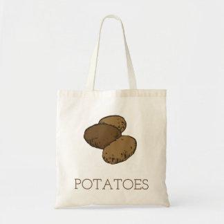 Tote Bag Pommes de terre