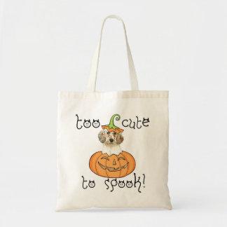 Tote Bag Poseur anglais de Halloween