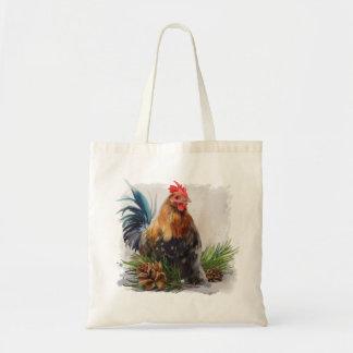 "Tote Bag ""Poulet """