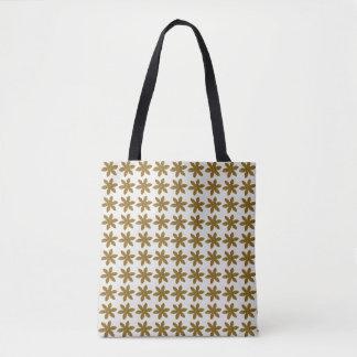 Tote Bag Pour l'amour de Th des achats - marguerite