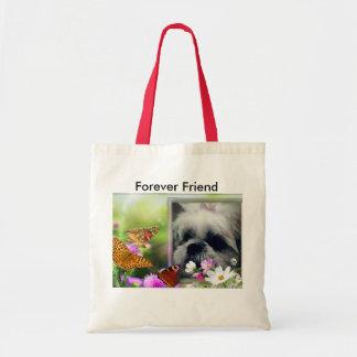 Tote Bag Pour toujours ami Fourre-tout