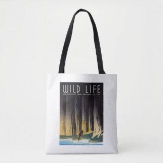 Tote Bag Préservez toute la vie Fourre-tout
