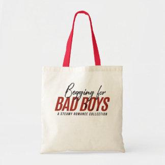 Tote Bag Prier pour le mauvais livre Fourre-tout de garçons