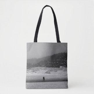 Tote Bag Promenade ensemble