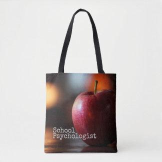 Tote Bag Psychologue intemporel Fourre-tout d'école
