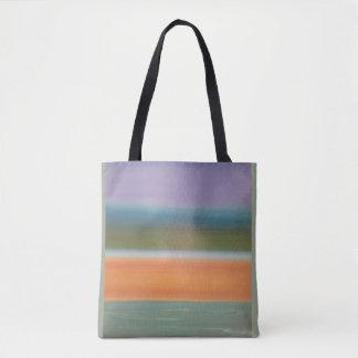 Tote Bag Rayé