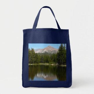 Tote Bag Réflexion de lac Yosemite