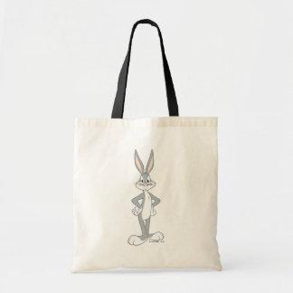 Tote Bag Regard fixe de lapin du ™ | de BUGS BUNNY