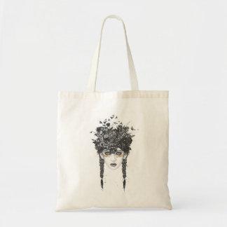 Tote Bag Reine d'été