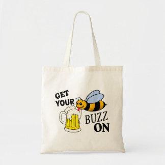 Tote Bag Réussissez votre bourdonnement