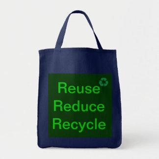 Tote Bag Réutilisation
