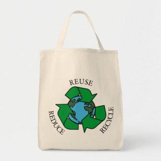 Tote Bag Réutilisez
