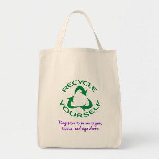 Tote Bag Réutilisez-vous