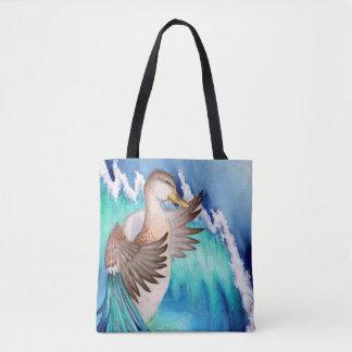 Tote Bag Rêves surréalistes de canard de Mallard