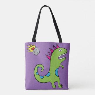 Tote Bag Roary le T-Rex - tout plus de - imprimez le