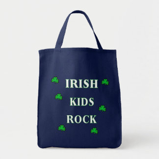 Tote Bag Roche irlandaise d'enfants
