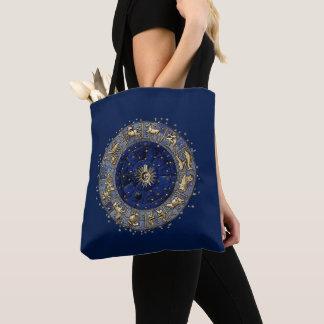 Tote Bag Roue de zodiaque