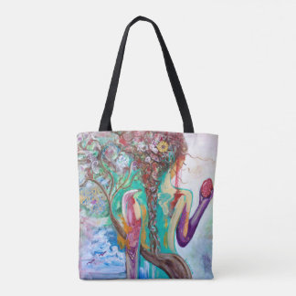 "Tote Bag ""Sac de la tentation"""