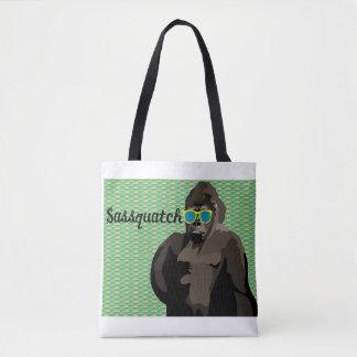 Tote Bag Sasquatch impertinent Fourre-tout