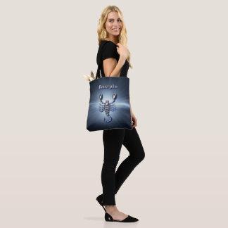 Tote Bag Scorpion de chrome
