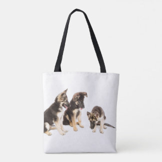 Tote Bag Se reposer de chiens de berger allemand