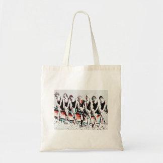 Tote Bag Sept copains se baignants de beauté