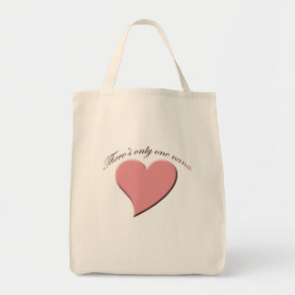 Tote Bag Seulement une Nana