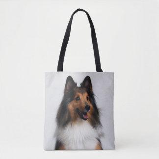 Tote Bag Sheltie Fourre-tout