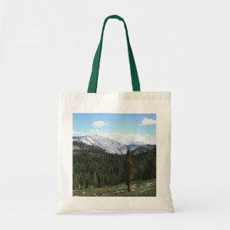 Tote Bag Sierra montagnes de Nevada II de Yosemite