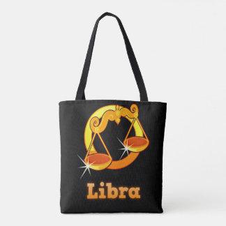 Tote Bag Signe de zodiaque de Balance